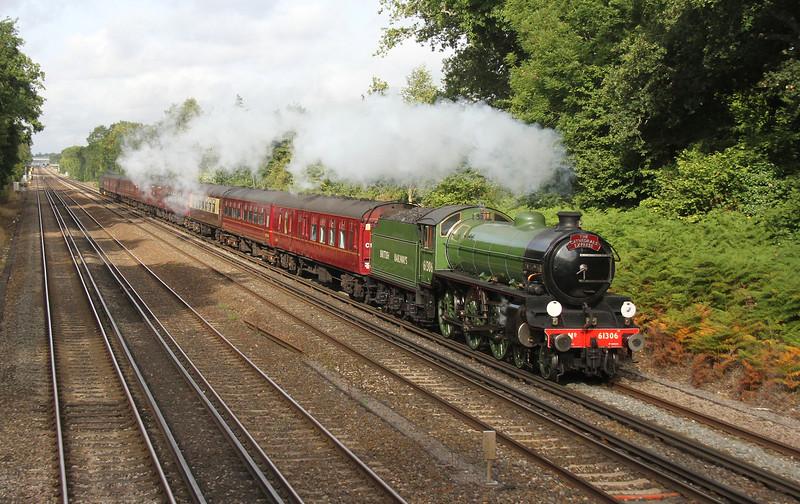 61306 Old Basing 29/08/15 1Z34 Salisbury to Canterbury