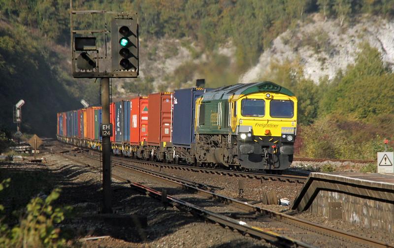 66418 Micheldever 02/10/15 4O27 Garston to Southampton